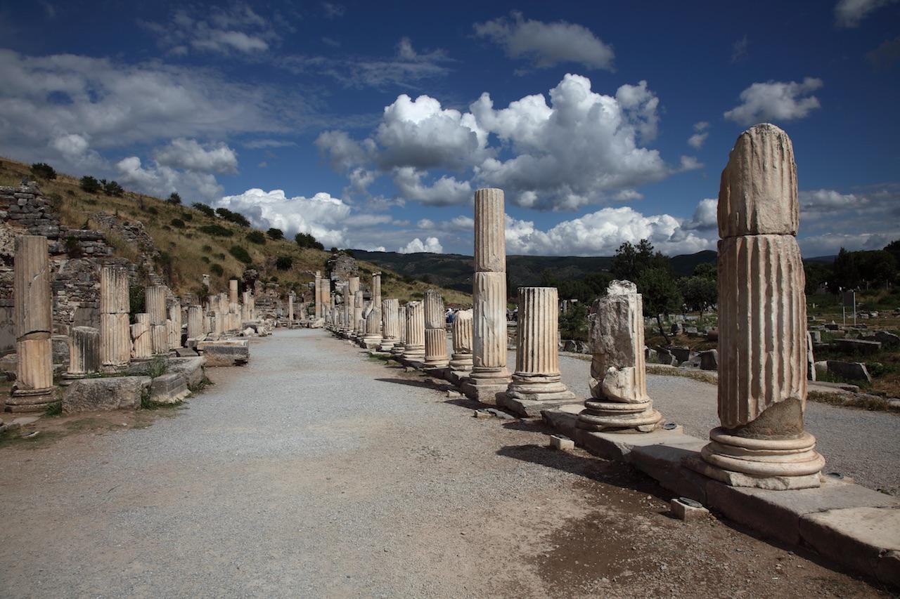 Bazilika Stoası (© ÖAW-ÖAI, N. Gail)