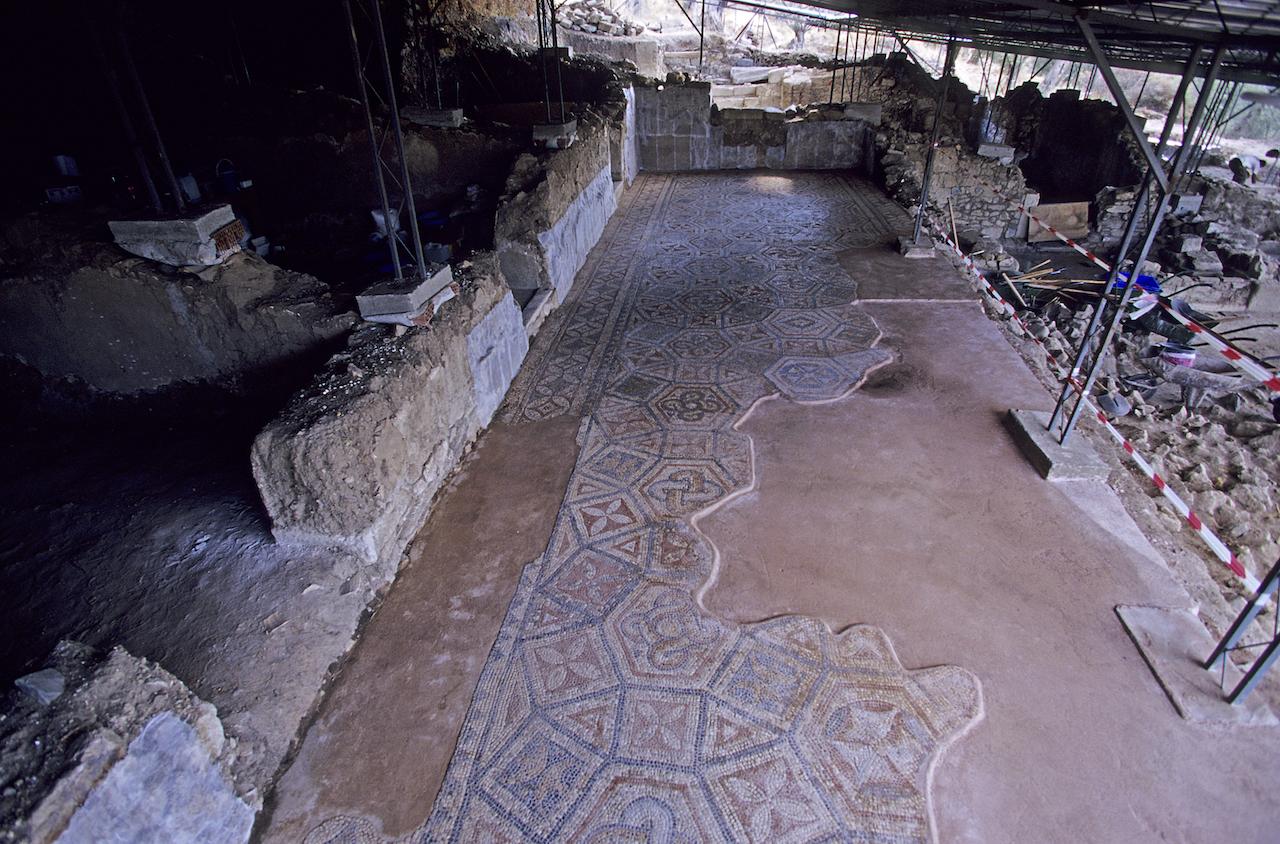 Antandros Roma Villası Portiko II(Fotoğraf; Firdevs Sayılan)