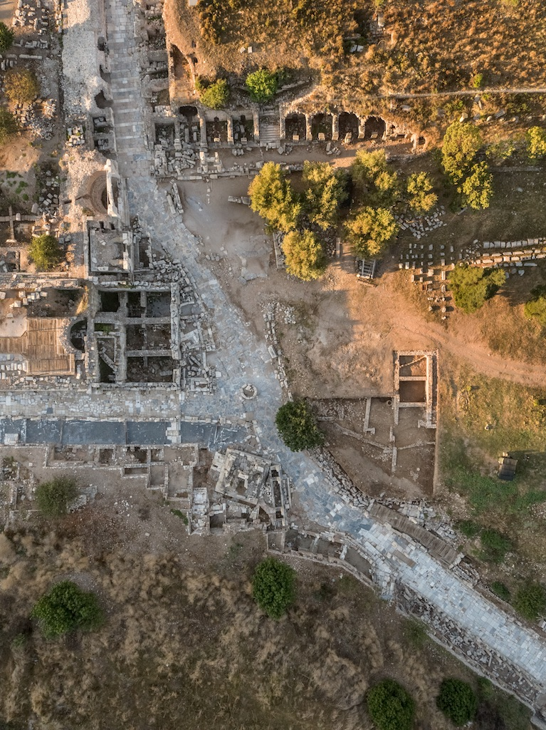 Domitianus meydanı (© ÖAW-ÖAI, N. Gail)