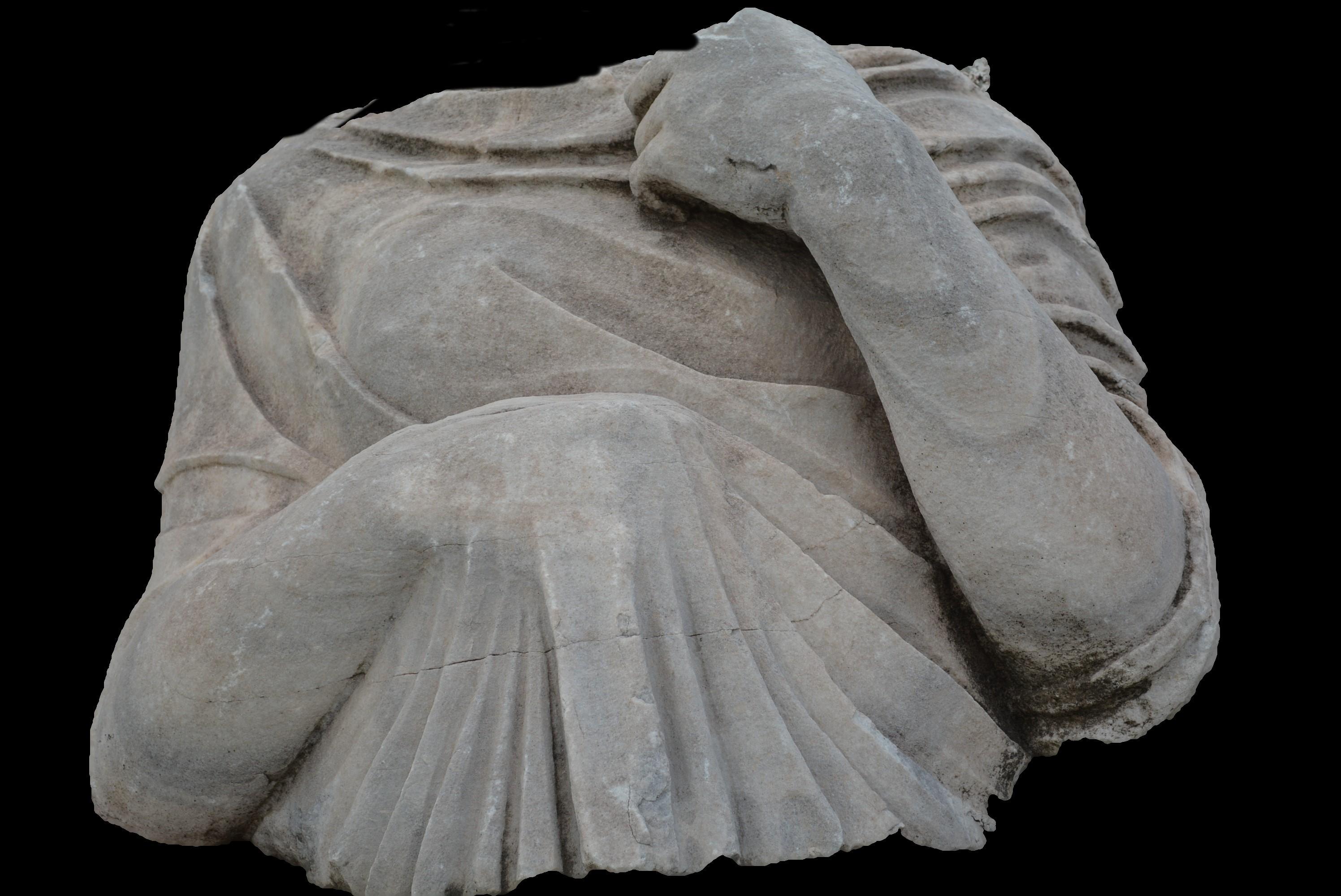 heykel parçası