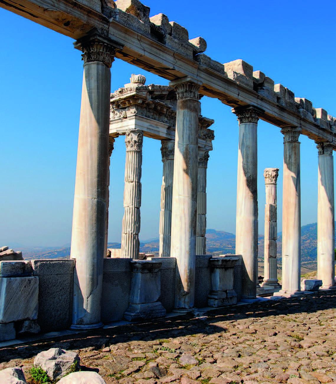 Pergamon akropolis